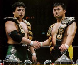 misawa and kawada