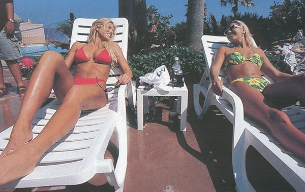 torrie and stacie